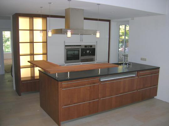 Neubau Projekt Fent Küche 2