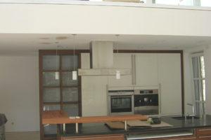 Neubau Projekt Fent Küche