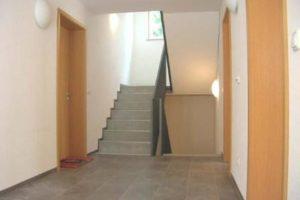Neubau Projekt Burgstaller Flur