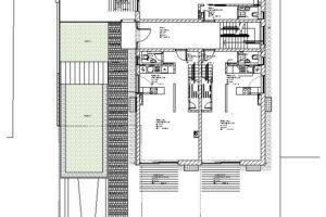 Neubau Projekt Burgstaller Grundriss
