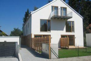 Neubau Projekt Burgstaller